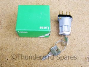 Ignition Switch, Triumph 350/500/650/750 1966-1978, 60-0989, 30608. Gen. Lucas